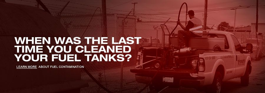 When was the last time you cleaned your fuel tanks? - Brad's Fuel Filtering and Fuel Polishing Services